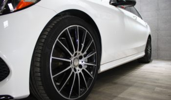 2016 C300 AMG Line night Package 19″WHEELS full