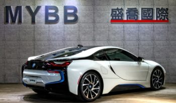 2016 BMW i8 coupe Plug-in Hybrid full