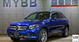 2017 BENZ GLC300 AMG 4MATIC LED
