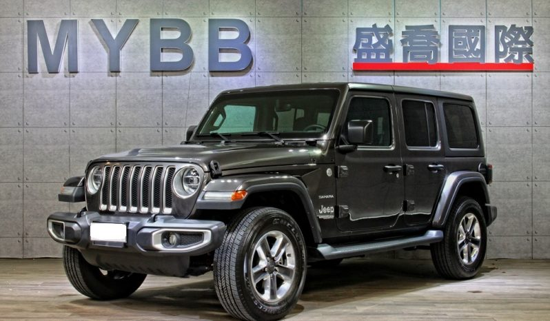 2018 JEEP WRANGLER SAHARA full