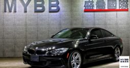 (已收訂)2014 BMW F32 428i Coupe M sport