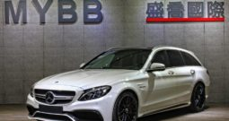 2017 BENZ C63ST AMG ESTATE High-performance brake system