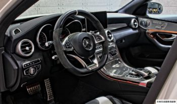 2017 BENZ C63ST AMG ESTATE High-performance brake system full