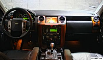 2008 Land Rover Discovery3  4.4 NA full