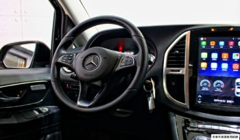 (已收訂)2016 BENZ Metris 2.0T LED 18″ Wheels  Aviation seat full