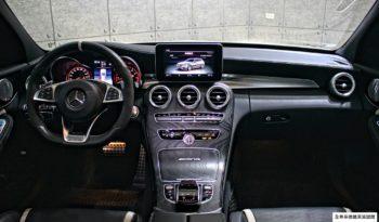 2018 BENZ C63S AMG ESTATE High-performance brake system full