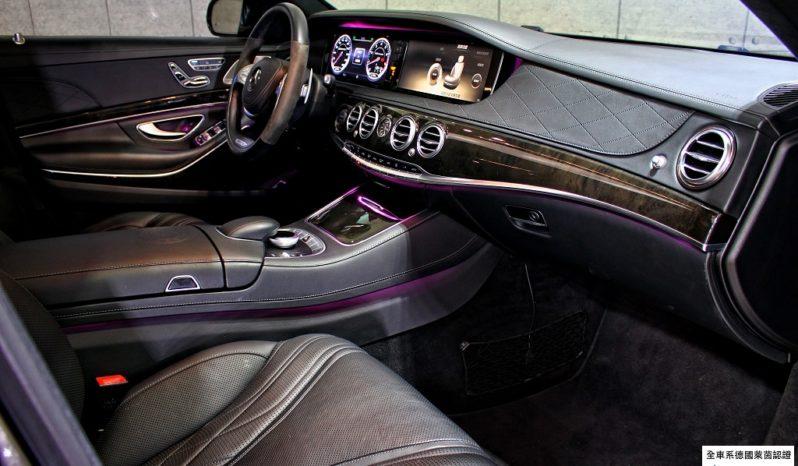 2014 BENZ S63 AMG full