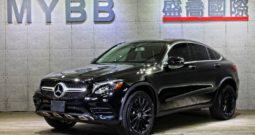 2017 BENZ GLC300 COUPE AMG Line LED Keyless