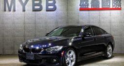 2016 BMW F36 428i Gran Coupe M sport  Carbon Black