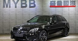 2017 BENZ C43 AMG Night Package HUD 23P