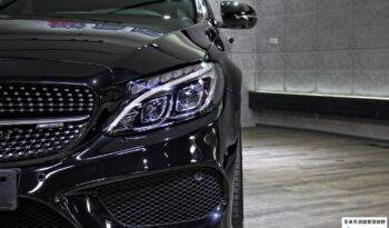 2017 BENZ C43 AMG Night Package HUD 23P full