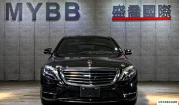 2014 S550 AMG Line 23P Japan market full