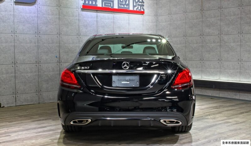 2019 C300 AMG Line M264 Engine LED Burmester full