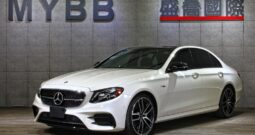 2019 BENZ E53 AMG  4MATIC+ EQ BOOT