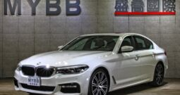2017 BMW 540i M package 5AS HUD HK