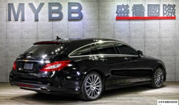 2015 BENZ CLS550 AMG Shooting Brake full