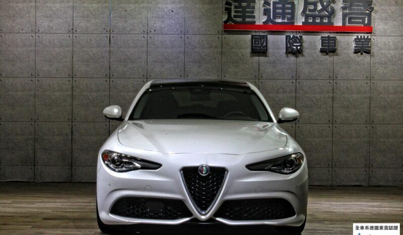 (已收訂) Alfa Romeo 2017 Giulia Q4 Ti sport full