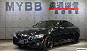 2014 BMW F32 435i Coupe Sport Line