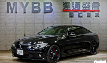2014 BMW F32 435i Coupe M Sport Line