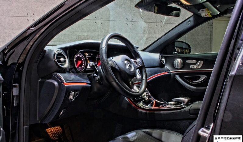 2017 BENZ E300  AMG Line LED Keyless 19″ WHEEL full