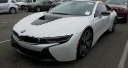 2015 BMW i8 coupe Plug-in Hybrid