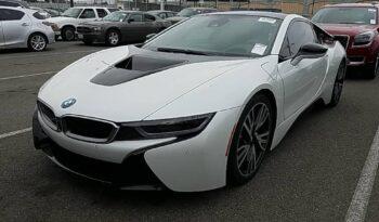 2015 BMW i8 coupe Plug-in Hybrid