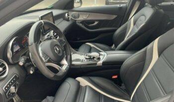 2017 BENZ C63S T AMG  High-performance ceramic brake system BLACK full