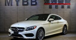 2017 BENZ C300  Coupe AMG