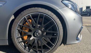 2017 BENZ C63S T AMG  High-performance ceramic brake system full