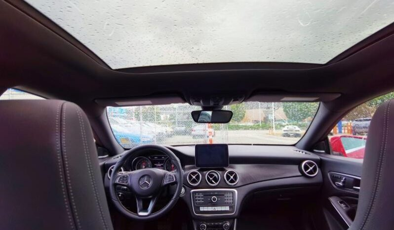 2018 BENZ CLA250 AMG Line full