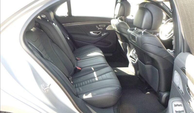 2018 BENZ S450 AMG designo full