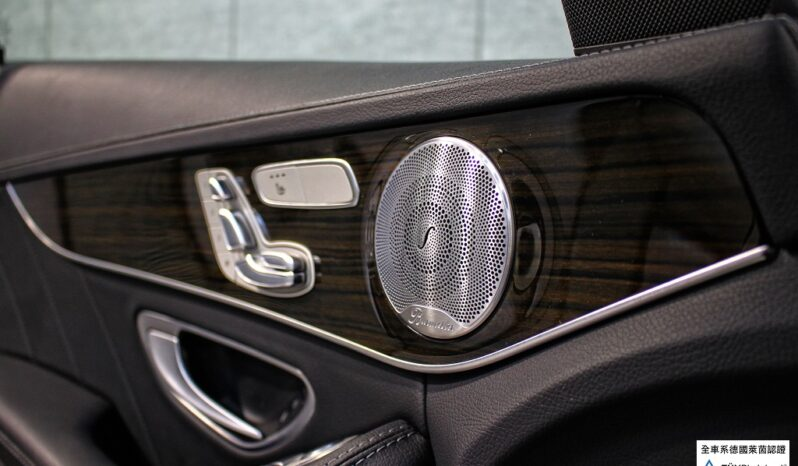 2017 BENZ C300  AMG LINE Night Package full