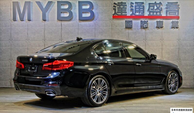 2017 G30 530i M Sport  5AT full