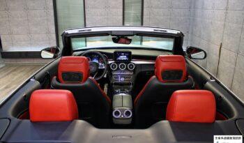 2017 BENZ C300  Cabriolet AMG full