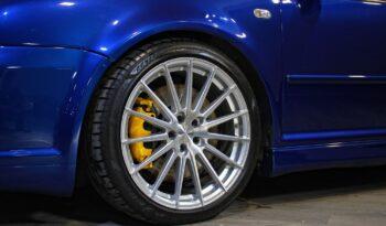 2003 Volkswagen MK4 R32 6MT full
