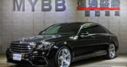 2014 BENZ S400 H AMG LOOK 21″ WHEELS
