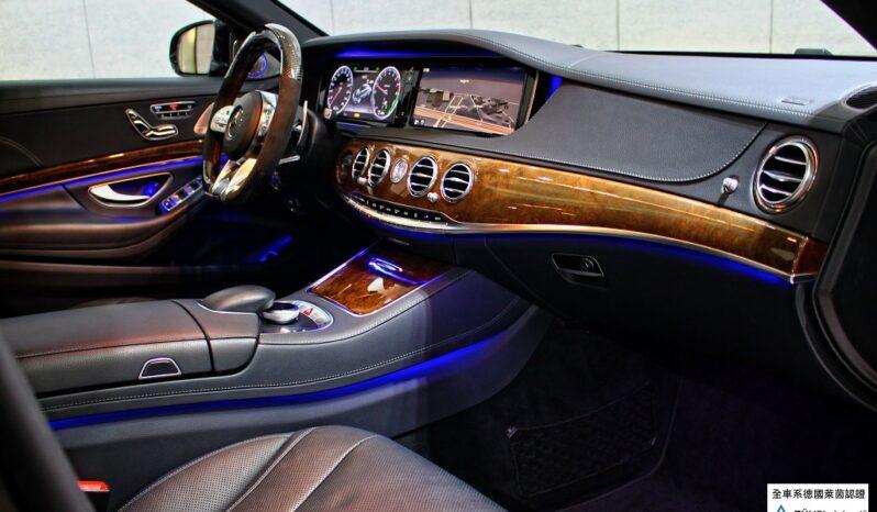 2014 BENZ S400 H AMG LOOK 21″ WHEELS full