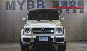 2007 W463 G500  Brabus LOOK full
