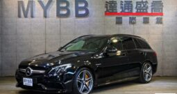 2017 BENZ C63S AMG  Estate High performance brake system