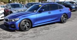 2019 BMW G20 330i M Sport 5AU