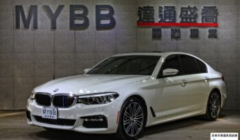 2017 G30 530i M Sport  5AT