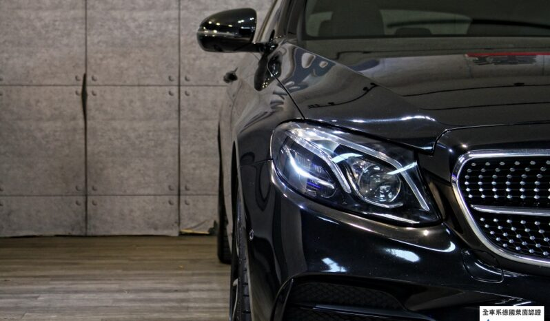 2017 BENZ E43 AMG Line Estate 22P full