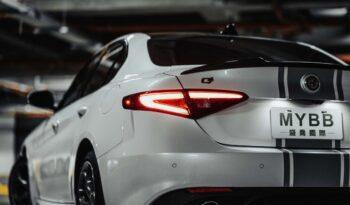 2017 Giulia Q4 Ti sport full