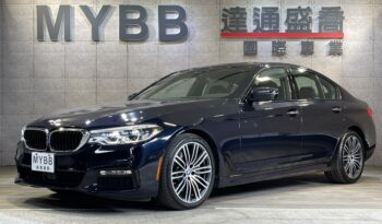2017 G30 540i M Sport  5AT