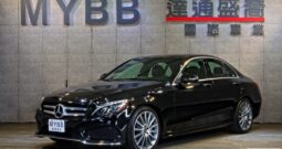 2018 BENZ C300  AMG LINE 9 speed transmission