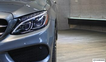 2017 BENZ C300  AMG night package 23P full