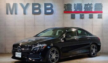 2018 BENZ CLA250 AMG night package