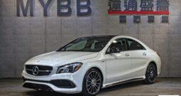 2018 BENZ CLA250 AMG White Art Edition