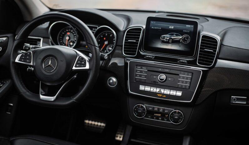 2016 Benz GLE450 AMG COUPE full