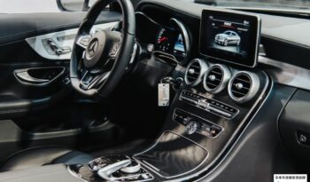 2017 BENZ C300 COUPE AMG Line full